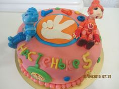 Фиксики #торт_на_заказ_одесса #мульт_герои #бисквитный_торт