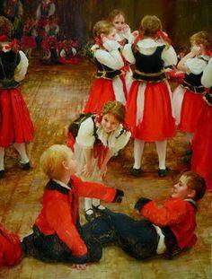 Marci Oleszkiewicz 1979 ~ Impressionist painter