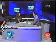 Entrevista a @Joseguillermo Con @Pamsued En SigueLanoche #Video - Cachicha.com