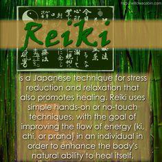 Reiki defined Love And Light, Healer, Reiki, Chakra, Homeschool, Stress, Chakras, Homeschooling, Psychological Stress