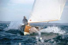 Gartside Boats - Custom Boatbuilding - Yaquina Bay One-Design