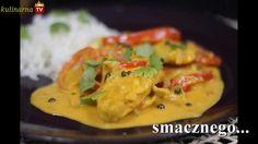 Już jest, Przepis Video na Kurczaka w Mleku Kokosowym z Pomidorami - To łatwe i bardzo smaczne danie przygotowane w tajskim stylu z dodatkiem delikatnego mleka kokosowego oraz aromatycznego imbiru i pieprzu. Smakowało? Zostaw nam swój komentarz:)