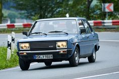 Fiat 131 Mirafiori CL