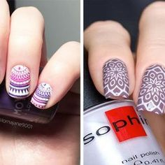 Say goodbye to summer's flashy and sparkling neon colors, and welcome the fall's earthy nail shades. Berry, red, blue, green, neutral, and metallic are the hottest colors of this season along with nail art styles with typical symbols like leaves, pumpkins and owls. The options are endless for styling your nails and we tried to […]