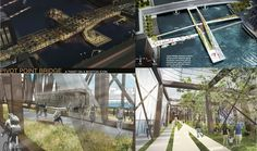 Boston Society of Architects Announces Northern Avenue Bridge Ideas Competition Winners