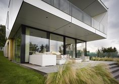 Biela fasáda evokuje... | Dom, kde sa býva ako na dovolenke | Galéria | HNstyle.sk - Lifestyle z prvej ruky pre mužov aj ženy