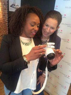 #EVENT : Solidarité entre filles – LE BILAN ( Photos ) | Afrolife de Chacha Publié le 5 avril 2015 par Afrolife de Chacha