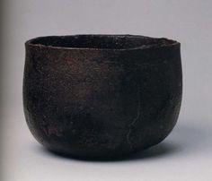 本阿弥光悦 黒樂茶碗 - 時雨 重要文化財