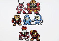https://www.etsy.com/listing/217603836/mega-man-and-six-robot-masters-perler