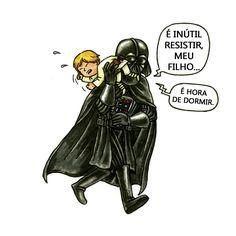 Fábrica dos Convites: #Resenha Darth Vader e Filho