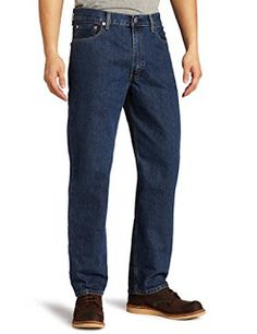 Levi's Men's Big-Tall 550 Relaxed-Fit Jean | Easy Buy