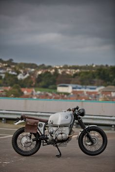 Sputnik By Kevils Speed Shop BMW R80 Scrambler | Flickr - Photo Sharing!