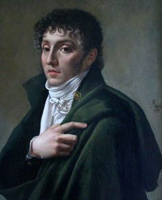 Étienne Nicolas Méhul (1763-1817), painting (1799), by Antoine-Jean, Baron Gros (1771-1835).