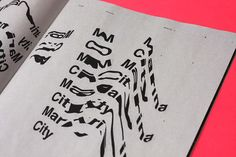 Sofia Clausse turns her travels into a beautifully-designed zine.