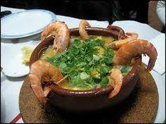 Açorda de marisco, Portuguese Food,  Portugal