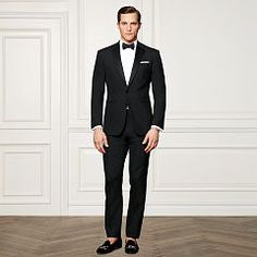 Anthony Notched-Lapel Tuxedo - Purple Label Best Sellers - RalphLauren.com