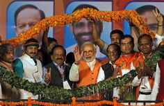 Just a glimpse of 'Modi wave' in India (VIEW IN PICS)