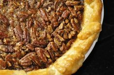 Pecan Pie - No Corn Syrup! 9.20.14 ~ Being that I've NEVER made pecan pie, this turned out pretty good. Everyone enjoyed it. Incredibly easy to make!