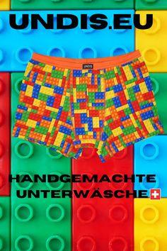 UNDIS www.undis.eu - Unterwäsche,die Freude bringt ❤! #undis #lustigeboxershorts #unterwäsche #herrenmode #underwear #boxer #boxershorts #kindergeschenk #weihnachtsgeschenk #herrenboxershorts #geschenkemitherz #geschenksidee #geburtstagsgeschenk #geschenkboxen #geschenkefürmänner #frauenunterwäsche #geschenkenähen #geschenkideenfürmänner #mode #boxershorts #bunt #lustige #junge #vatertag #kind #lebenmitkindern #papi #papa #kindergarten #witzige #partnerlook #schweiz Gym Shorts Womens, Fashion, Self, Funny Underwear, Men's Boxer Briefs, Sew Gifts, Parents, Moda, Fashion Styles