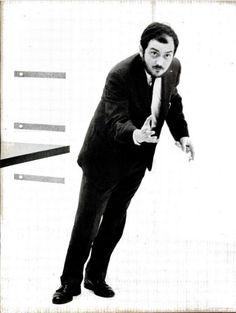 Stanley Kubrick double of Crowley.
