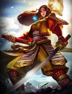 Get all Amaterasu stats and find guides to help you play Smite created by players on SMITEFire. Fantasy Samurai, Female Samurai, Fantasy Warrior, Fantasy Art, Japanese Goddess, Japanese Mythology, Japanese Warrior, Amaterasu, Fantasy Characters