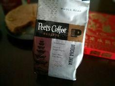 Peet's Coffee Reserve Mocha Java Blend