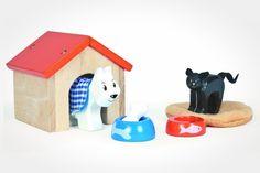 Wooden Pet Set by Le Toy Van