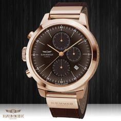 Haemmer Classica Lounge Lefty Chronograph Limited Edition | HK-04