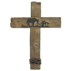 Praying Cowboy Wall Cross | Shop Hobby Lobby..i REALLY WANT THIS FOR THE HOUSE..