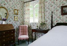 Nursery - Country Hotel & Restaurant Nottinghamshire - Langar Hall Langar Hall, Country Hotel, Nursery, Cottage, Restaurant, Curtains, Holiday, Room, Ideas