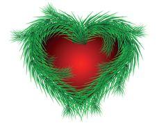 Evergreen Heart Christmas Hearts, Christmas Ornaments, Clean Heart, All Heart, Emoticon, Evergreen, Clip Art, Symbols, Seasons