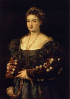 La Bella by Titian, 1536  Discover the coolest shows in New York at www.artexperience...