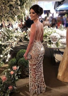 A-Line Strapless Slit Long Prom Dresses with Pockets, Simple Formal Party Dresses - Fashion Dresses Elegant, Pretty Dresses, Sexy Dresses, Fashion Dresses, Prom Dresses, Formal Dresses, Wedding Dresses, Dresses Dresses, Luxury Dress