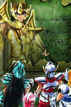 Jovens cavaleiros eu lhes confio Athena