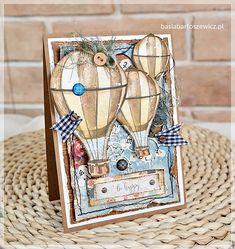 www.basiabartoszewicz.pl Vintage Dior, Masculine Cards, Cardmaking, Advent Calendar, Decoupage, Diy And Crafts, Decorative Boxes, Digital, Holiday Decor