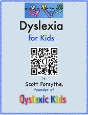 Free iBook for kids. This interactive book was written and formatted for children who want to learn more about dyslexia.  For ease of use, it contains narration, a clean, simple font, and a pastel background to eliminate glare.  To keep the reader engaged, it includes 3D models, animations and sound effects.  The author is a dyslexic teen and is the founder of Dyslexic Kids, a support organization for children and teens with dyslexia ().