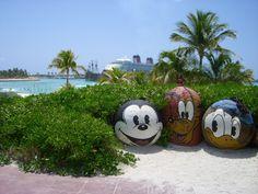 Castaway Cay...My Favorite Island in the Bahamas