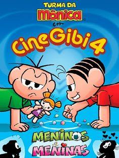 Baixar Cinegibi 4 – Turma da Mônica: Meninos & Meninas (2009) MP4 Dublado MEGA – Baixar Series MP4