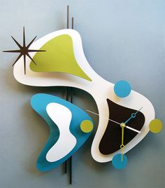 Clock by Steve Cambronne
