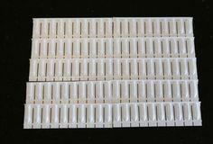100-Vacio-Plastico-Desechable-supositorio-supositorios-MOLDES-MOLDE-2ml