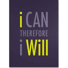 Trademark Fine Art I Will I Canvas Art by Megan Romo, Size: 14 x 19, Multicolor