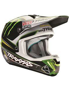 2013 Just 1 J12 Motocross Mister X Helmet - Red - Just 1 ...