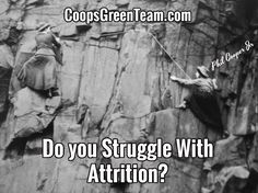 Are you like millions of other business owners and struggle with attrition in business? The Facts are 4 out of 5 people that join you, will quit!