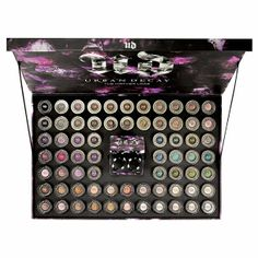 If I were a Rich Girl Urban Decay The Mother Lode Shadow Set Eyeshadow Vault Wishlist Navidad