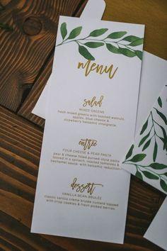 Boho Wedding Inspiration in the Lush Little Cottonwood Canyon (Junebug Weddings) Wedding Menu, Wedding Stationary, Wedding Tips, Trendy Wedding, Boho Wedding, Wedding Planning, Wedding Invitations, Lesbian Wedding, Wedding Catering