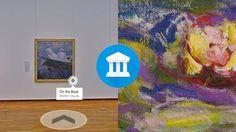 Visitas virtuales a museos, ahora combinando Maps, Street View y Google Cultural Institute. Visita cualquier museo sin moverte de tu salón (o de tu aula) - Alvaro Catarineu Garcia - Google+