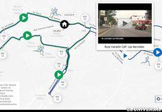 INTERACTIVO // Este domingo 26 de abril se llevará a cabo la IV edición del Maratón CAF, carrera en la que más de 10 mil corredores se darán cita sobre el asfalto caraqueño. Vea imágenes del recorrido de la media maratón y los 42K. (Por: Leandro Dickson López y Vannesa Hidalgo)