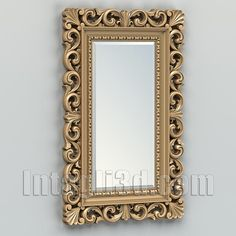3D model for CNC routers and 3D printers (art. Rectangle mirror frame 010)