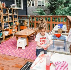 OUTDOOR TINKERSPACE — the Workspace for Children