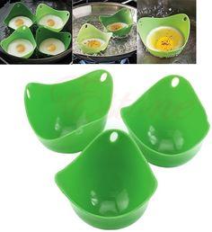 Silicone Egg Poacher (Set of 4) $5.99 (amazon.com)